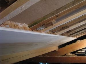 Association r gionale d 39 co construction du sud ouest for Isolation copeaux de bois